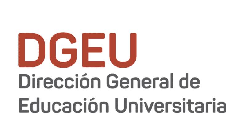 Dirección General de Educación Universitaria